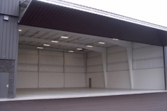 Prent Corporation Hangar