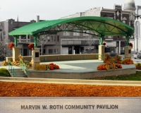 Donation Job -- Marv Roth Community Pavilion